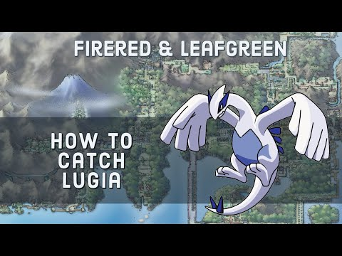 How to Find Lugia in Pokemon Emerald Guide
