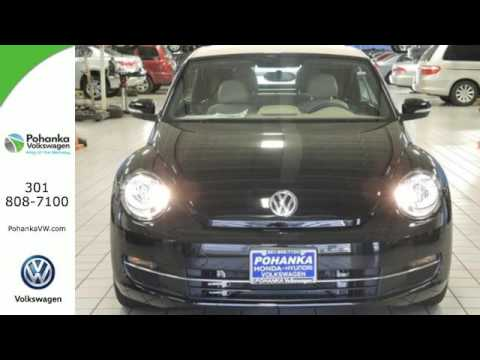 New 2015 Volkswagen Beetle Capitol Heights, MD #VFM805787 - SOLD