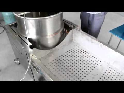 Commercial Popcorn Machine Part 1