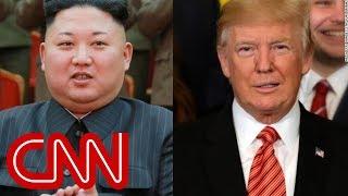 Trump accepts Kim Jon Un