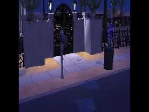 Ghosts from Sims 2