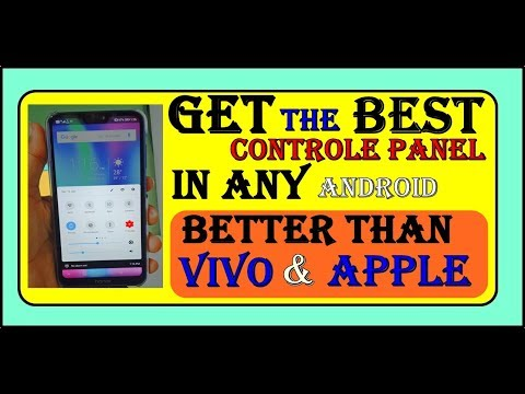 How to get vivo control panel in unrooted mobile