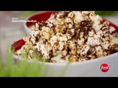S'mores Popcorn | Giada's Holiday Handbook | Food Network Asia