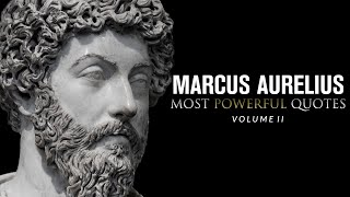 Marcus Aurelius: LIFE CHANGING Quotes Part 2