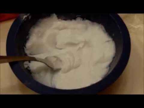 Baking Soda Conditioner Demo / Complete Wash Routine