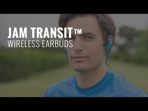 Jam Transit Earbuds