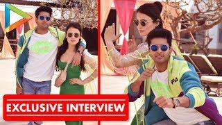 Abhimanyu Dassani & Radhika Madan talk about their Film 'Mard Ko Dard Nahi Hota'