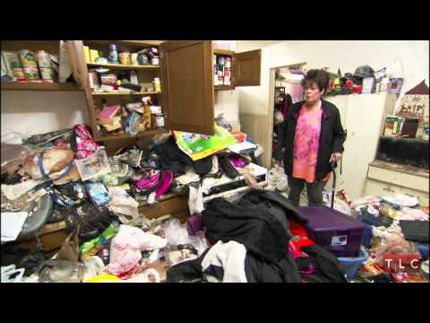 Hoarder Denise's House Tour | Hoarding: Buried Alive