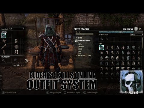 ESO: First Look - Outfit System