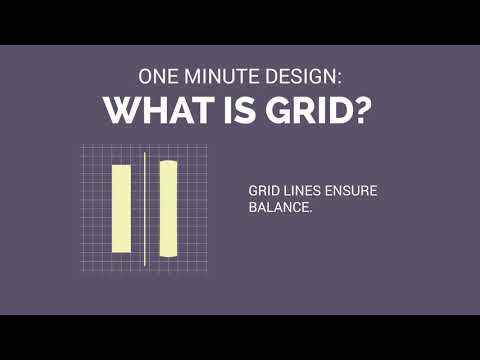 One Minute Design: What is Grid?