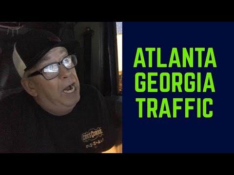 Atlanta Georgia Traffic