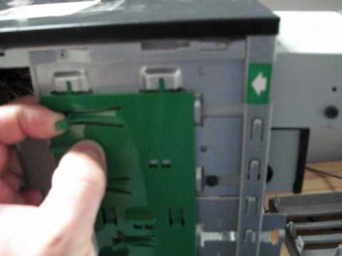 Replace an ATA optical drive in a HP/Compaq dx5150