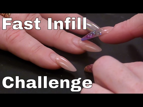 Kirsty's #fastinfillchallenge with Naio Nails