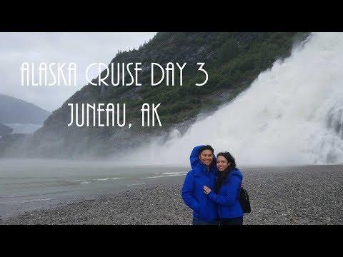 TRAVEL VLOG: ALASKA CRUISE DAY 3 - JUNEAU