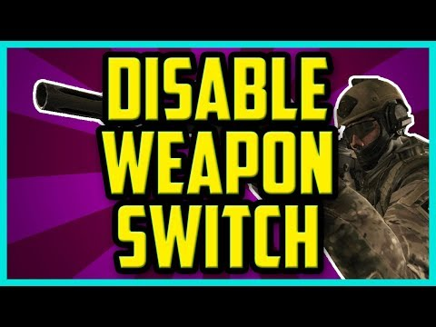 CSGO - How To Turn Off Auto Switch Weapons In CSGO 2017 (QUICK & EASY) - Stop Auto Switch Pistol