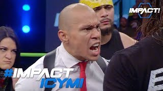 Low-Ki is Very Upset With His Place In Line For a Global Title Shot | #IMPACTICYMI September 7, 2017