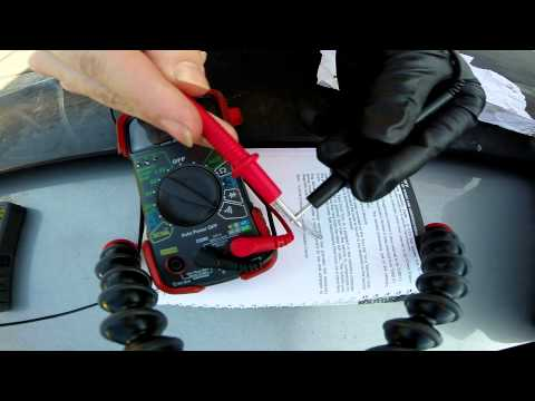 How to Test a Dome Light and Fix Switches - DIYautotech HD