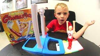 HARDEST KIDS TOY EVER!? / Fantastic Gymnastics!