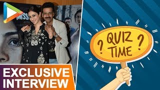 BLOCKBUSTER Duo Manoj Bajpayee & Tabu Are HILARIOUS To Watch In This EPIC Quiz