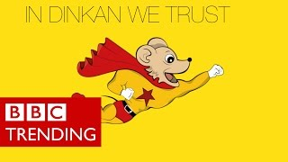 Dinkan, the mouse messiah bringing salvation to India