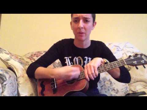 How to Hold the Ukulele and Strumming