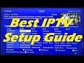 IPTV iPab setup guide Zgemma VU+ Full UK & US EPG PPV 3pm. FREE tests www.iptvboxsubscriptions.com