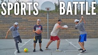 Epic All Sports Battle | BroFive