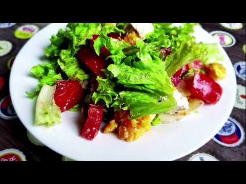 Healthy Salad in 5 minutes