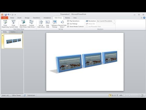 Powerpoint training |How to Take a Snapshot from Powerpoint