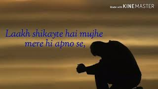 Meri haar huyi// most heart touching poetry in hindi//Emotional lines on life//#Anonymous_Artist