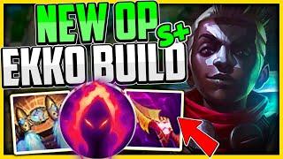 HOW TO PLAY EKKO JUNGLE + NEW OP BUILD/RUNES - Ekko Gameplay Guide Season 11 - League of Legends
