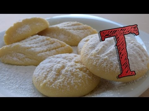 Turkish Flour Cookies Recipe | Turkish Butter Cookies by Easy Turkish Recipes