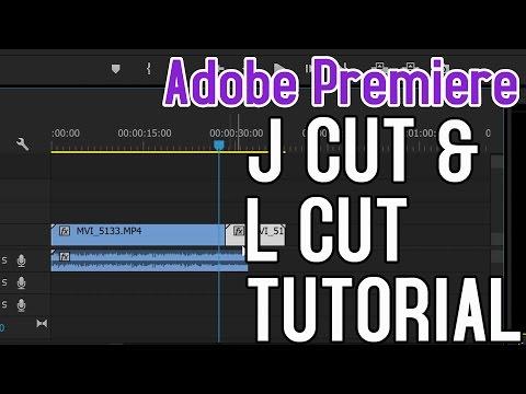 J Cut & L Cut Tutorial - Adobe Premiere