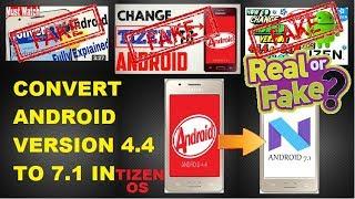 How to download/Install ES FILE Explorer tpk file For Samsung Z1,Z2