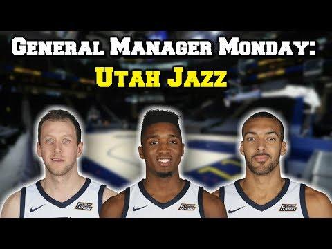 General Manager Monday #1 | Utah Jazz