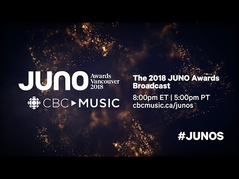 The 2018 JUNO Awards Broadcast