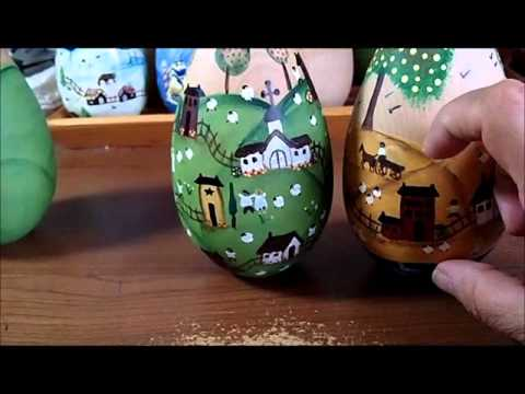 Primitive Painting Eggs with MORE Tips!