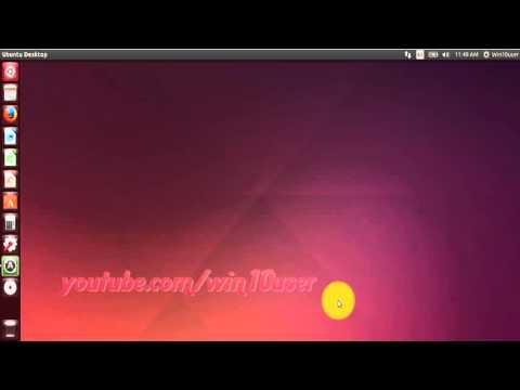 Ubuntu : How to Change  Launcher icon size