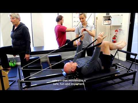 Introducing myPhysioSA Pilates Classes