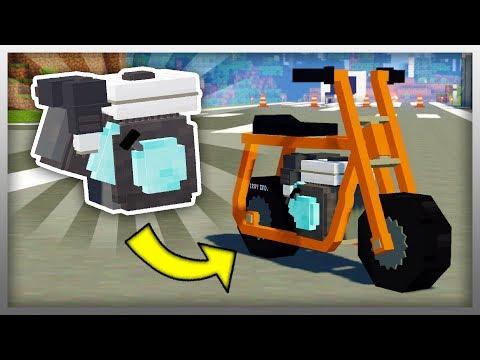 ✔️ NEW Upgrades to Vehicles! (Minecraft Mod)