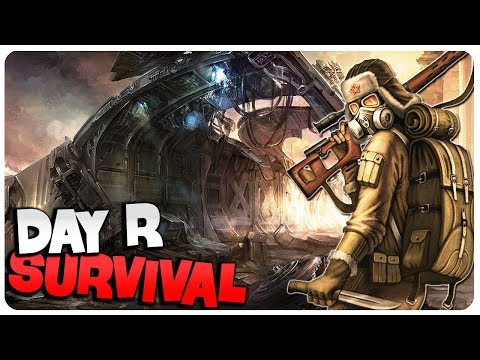 Day R Survival Update - Military Bunker in Petrozavodsk! | Day R Survival Gameplay