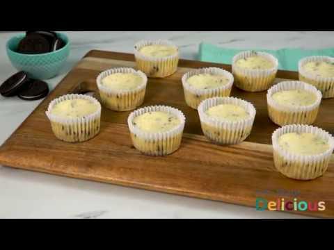 Mini Oreo™ Cheesecake Bites