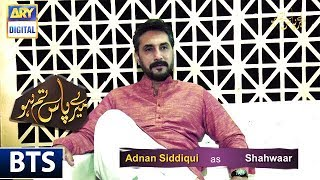We Asked The Charming Adnan Siddiqui The Reason Why He is Coming on ARY Digital After a Long Time