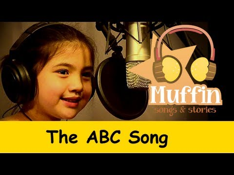 The Alphabet Song (ABC Song) | Family Sing Along - Muffin Songs