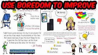 How Boredom Can Help You Be More Productive and Creative