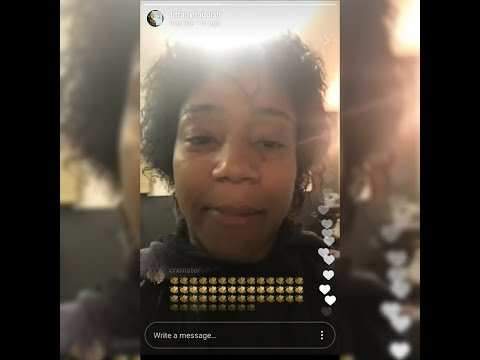 Tiffany Haddish said from her own Mouth who BIT Beyonce