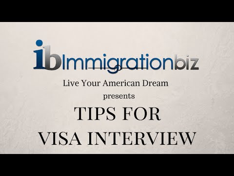 E2 Investor Visa Interview