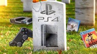 PS4 в 2020 ГОДУ - КОМУ ОНА НУЖНА?