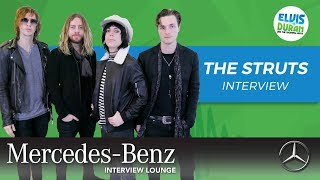 The Struts on Performing at the Victoria