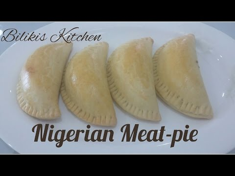 NIGERIAN MEAT-PIE RECIPE | Bilikis Kitchen